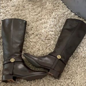 Size 10 Tory Burch Boots